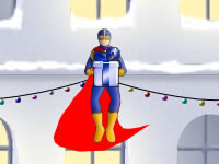 Christmas Super Hero