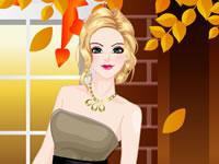 Autumn Party Dress Up