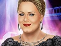 Adele True Make Over
