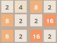 Game: 2048 4D - Free online games - GamingCloud