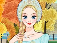 Russian Girl Makeup