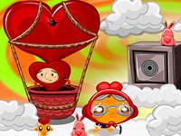 Monkey Go Happy Valentines