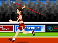 Olympic Javelin Throw