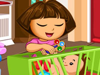 Dora The Babysitter Slacking