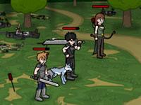 Lethal RPG - War Begins