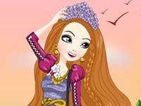 Ever After High Holly O'Hair Dress-Up