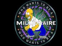 The Simpson's Milllionaire