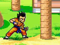 Dragon Ball Z Timberman
