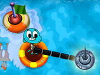 Sewer Sweater Search - Amazing World of Gumball