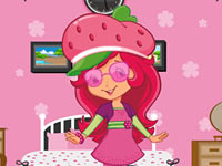 Strawberry Shortcake Room Decoration