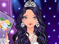 Miss World Makeup