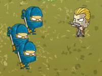 Ninja Mafia Siege 3