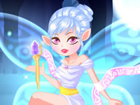 Cutie Fairy Dress Up