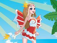 Fairy Princess Undersea