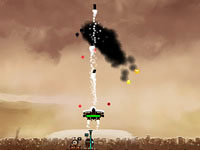 UFO Blackstorm shield