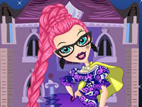 Bratzillaz Angelica Sound Dress-Up
