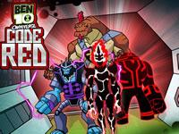 Ben 10 - Omniverse Code Red