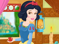 Snow White House Makeover
