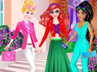 Disney Princess High School