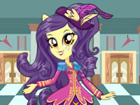 Rarity School Spirit Style Dress-Up