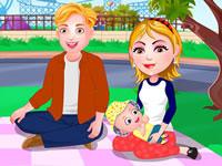 online baby spiele