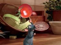 Ratatouille - Remy's ingredient shuffle
