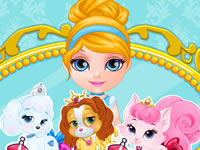 Baby Barbie - Pets Beauty Pageant
