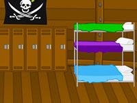Escape Crazy Pirate Ship
