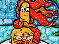 Women Paintings Parodies