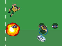 Try Hard - 2015 Rugby World Cup Combat