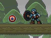 Captain America Shield of Justice