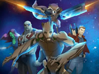 Guardians of the Galaxy - Galactic Run