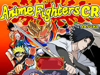 Anime Fighters CR - Sasuke