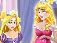 Disney Princess - Pregnant Brides