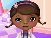 Doc McStuffins Decoration Game