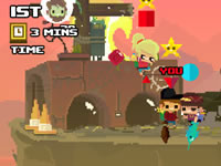 Super Adventure Pals Battle Arena