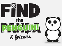 Find The Penguin