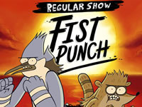 Fist Punch - Regular Show