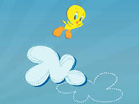Tweety's Cloud Jumper