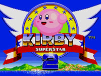 Kirby Super Star 2
