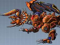 Dino Robot - Triceratops