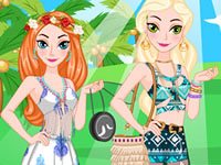 Coachella Princesses