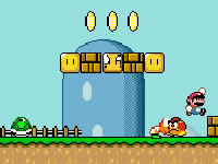 Monoliths Mario World 2