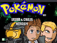 Pokemon Order And Chaos