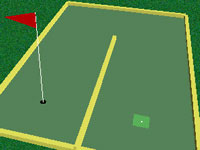 Cgolf 3D * Tournament 1
