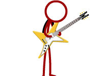 Super Crazy Guitar Maniac Deluxe 3