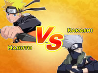 Naruto Fighting CR - Kakashi