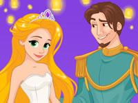 Rapunzel Destination Wedding Paris