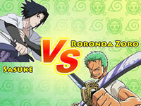 One piece VS Naruto CR - Zoro