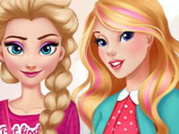 Back To School Princesses Rush